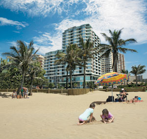 Hotel Accommodation Durban Beachfront