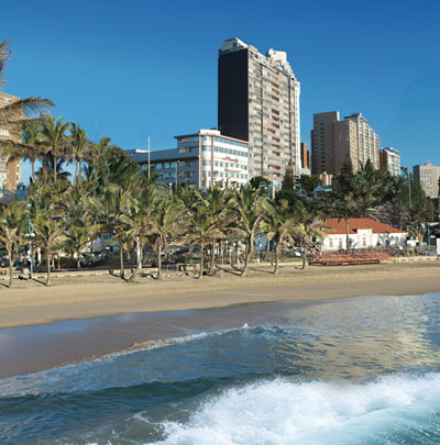 Durban Beachfront Family Accommodation
